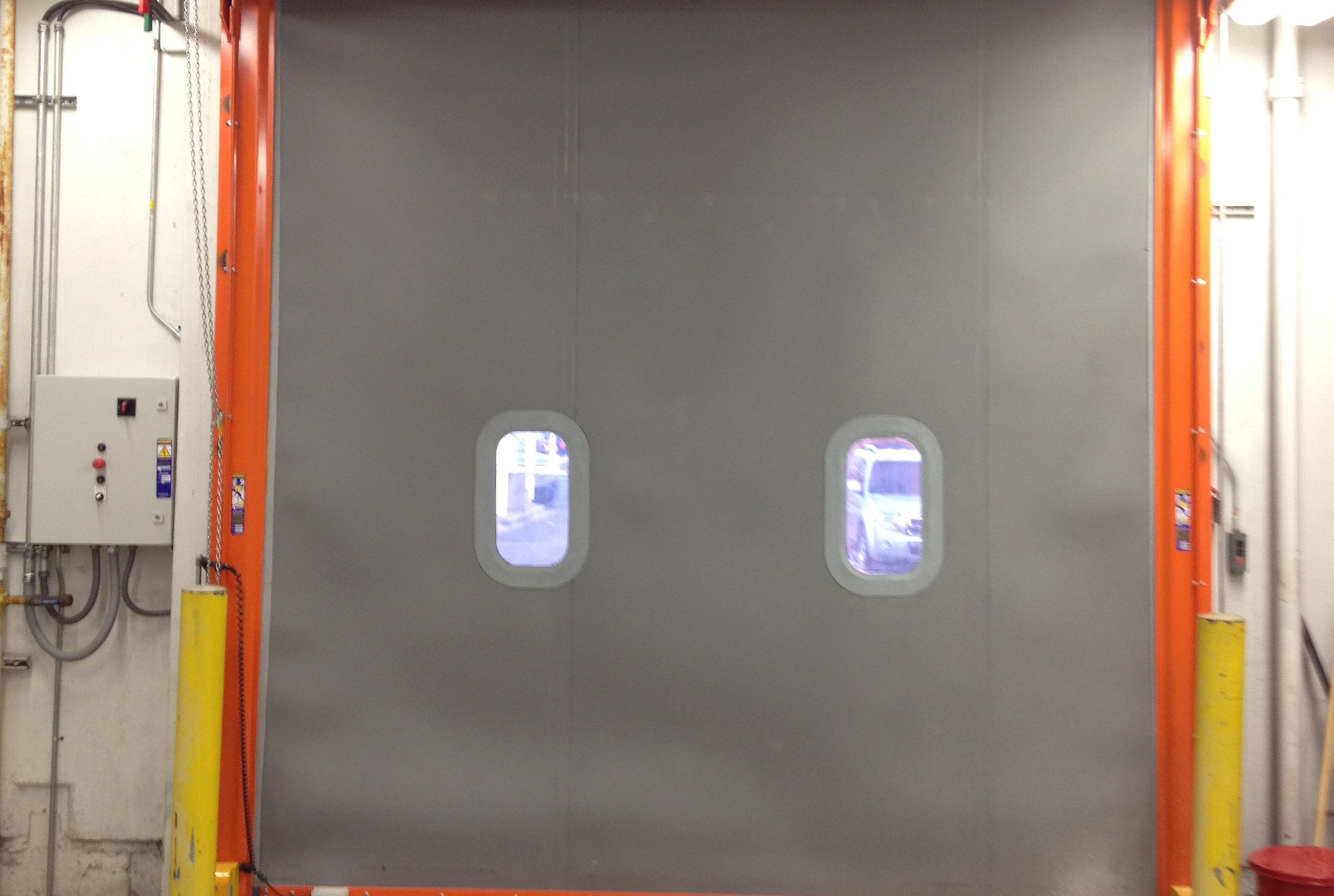 Cold Storage Doors & Reliable Door u0026 Dock Inc. - Commercial Door Repair Milwaukee ... pezcame.com