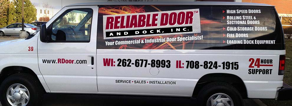 Contact Us Today! & Reliable Door u0026 Dock Inc. - Commercial Door Repair Milwaukee ...